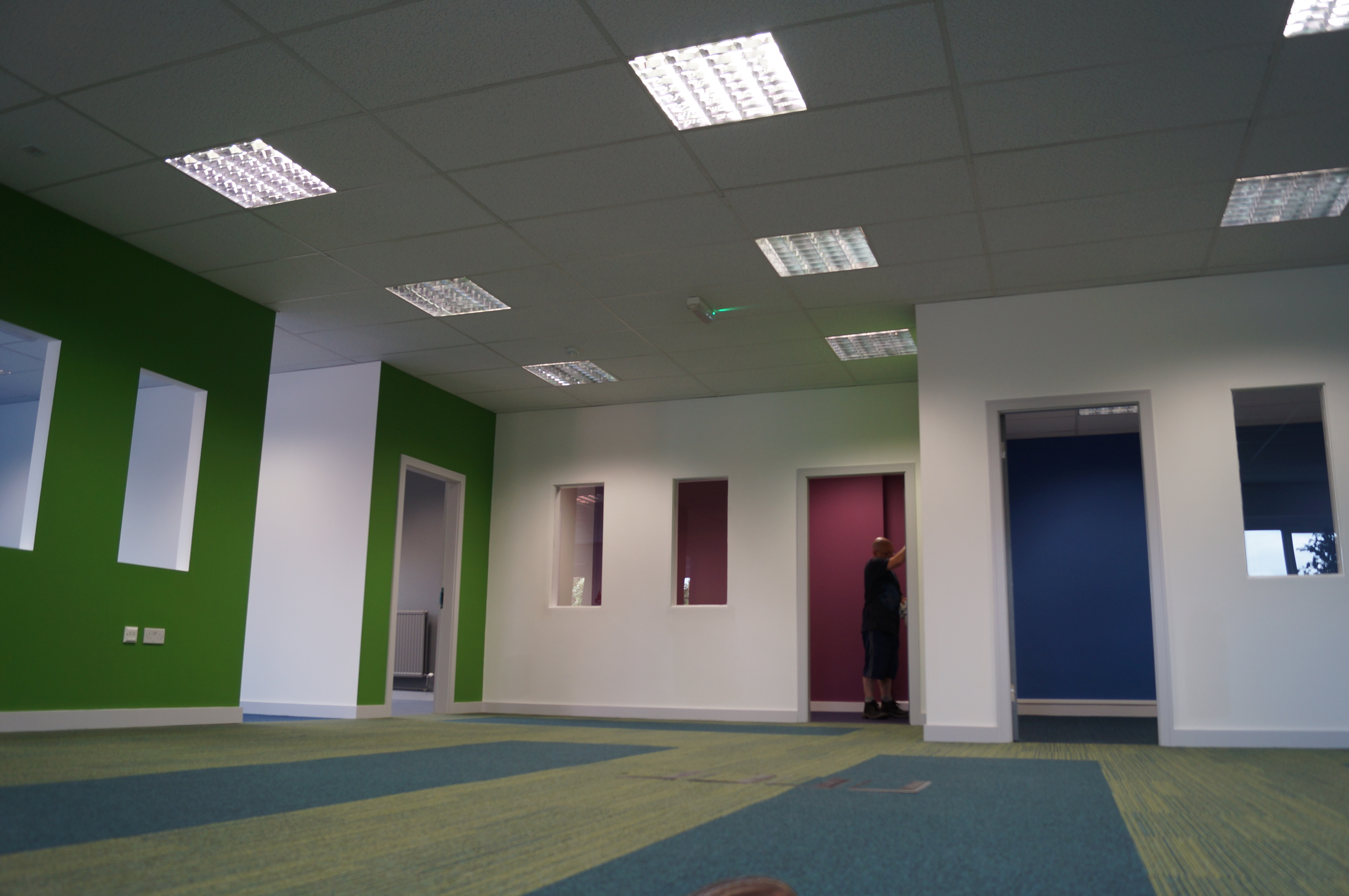 With The London Olympics And Other Large Events Chose Select Interiors Ltd To Complete A Re Design Refurbishment Of Their Manchester
